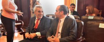 Pisa presentó la renuncia definitiva como juez