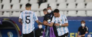 La Selección, en la Copa América: de buenas intenciones, pero con la mandíbula muy floja