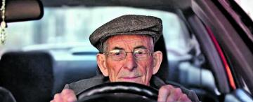 Al volante después de los 70