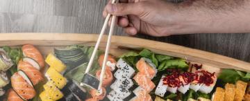Palillos al ataque: todo lo que debés saber sobre sushi