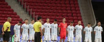 La Selección Argentina: avanzando paso a paso
