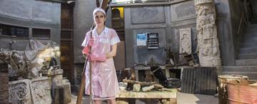 """""""La muchacha que limpia"""", un éxito argentino que ahora se presenta con tonada mexicana"""