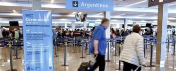 Con las nuevas medidas, Aerolíneas canceló más de 50 vuelos