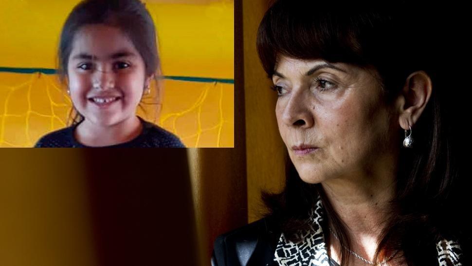 Trimarco visitó a la familia de Guadalupe y no descartó la trata de personas