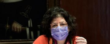 """Carla Vizzotti: """"no estamos pensando en intercambiar vacunas"""""""