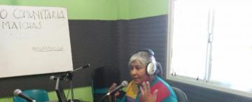 En Amaicha, la radio reemplazó a la clase virtual