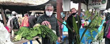 Limitada por la pandemia, la Feria de Simoca está otra vez de fiesta