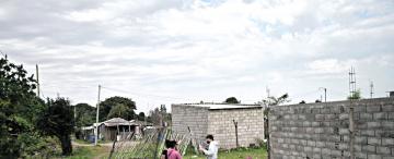 Vecinos de Lules y de La Reducción destruyeron las casas de los acusados del crimen de Rocío