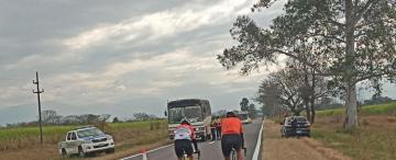 Cuatro horas de seguridad para ciclistas y corredores
