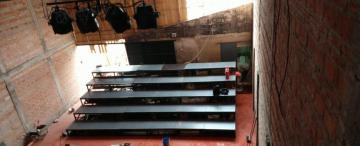 Lomas de Tafí tendrá su propia sala, que evoca a un recordado teatrista