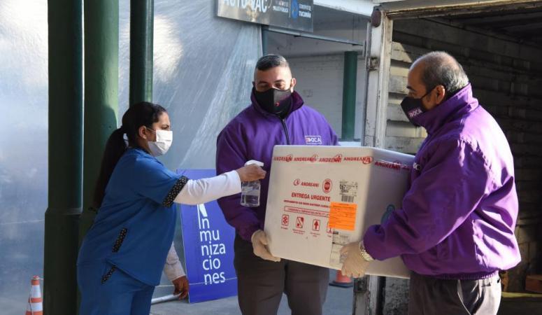 El 74% de los tucumanos que recibió la primera dosis de Sputnik V aún espera por la segunda vacuna