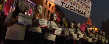 Nada alcanza para frenar los femicidios en Tucumán