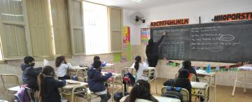 ¿Podrían hoy  volver todos los alumnos a las aulas?