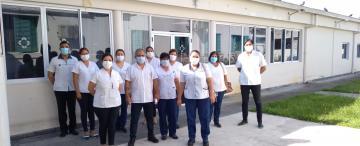 Enfermeros: arriesgan sus vidas en cada gesto por atender al otro