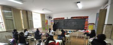 El regreso a las aulas: preocupa la situación de los dispensados