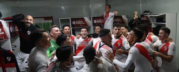 River, el único equipo argentino feliz