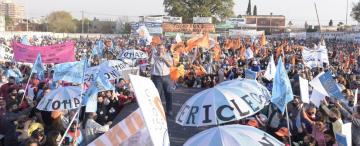 """Rumbo a las urnas: """"tenemos una decisión fuerte de ser escuchados"""", dijo Jaldo"""