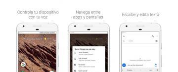 Aplicaciones de Google que pueden mejorar la vida de personas con discapacidad