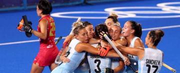 Día 8 de los Juegos Olímpicos: el hockey sigue marcando el rumbo