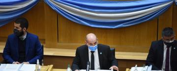 "Un ministro en la mira de la Legislatura: ""Es una amenaza contra Lichtmajer"""