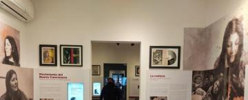 Un museo que repasa vida y pensamiento de Mercedes Sosa