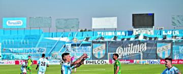 Sin efectividad no hay paraíso para Atlético Tucumán