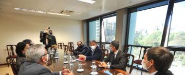 Leiva y Bussi se excusan del juicio político contra Pisa
