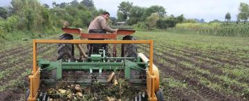 Día del Agricultor, un hombre clave para el mundo