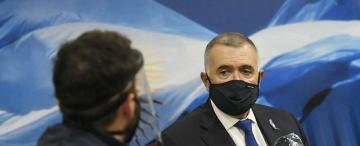 Jaldo renunció a su precandidatura a diputado nacional