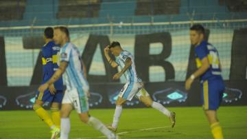 Boca le ganó a Atlético Tucumán, que no puede levantar cabeza