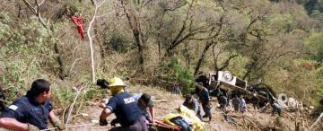 A 19 años de la tragedia de  la Cuesta del Totoral