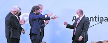 Cambios en el gabinete: Manzur habló de un Frente de Todos cohesionado y unido