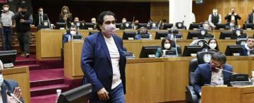 En cuatro años, Mansilla pasó de ser excluido de la Legislatura a liderarla