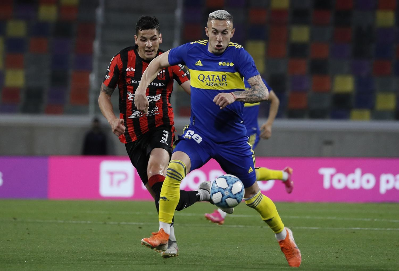 Por penales, Boca venció Patronato y ya está en las semifinales de la Copa Argentina