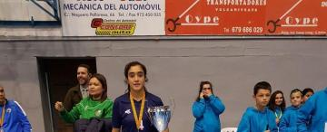 Una tucumana en el equipo nacional de futsal: goles de Selección