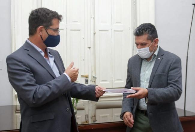nuevo cargo figueroa asume ante gabriel yedlin tres dias despues paso foto prensa ministerio desarrollo social 912376 104919