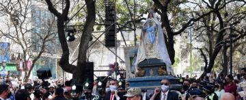 Los tucumanos renovaron su fervor a la Virgen