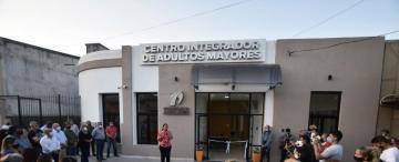Habilitan un centro para adultos mayores en el Sur