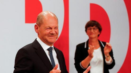 Los socialdemócratas sacan ventajas en Alemania
