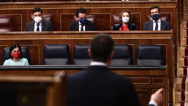 España: la oposición anunció que recurrirá la ley de vivienda impulsada por el Gobierno thumbnail