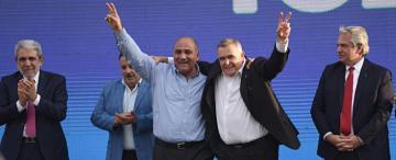 """Alberto Fernández: """"tenemos que ir terminando con los planes sociales"""""""