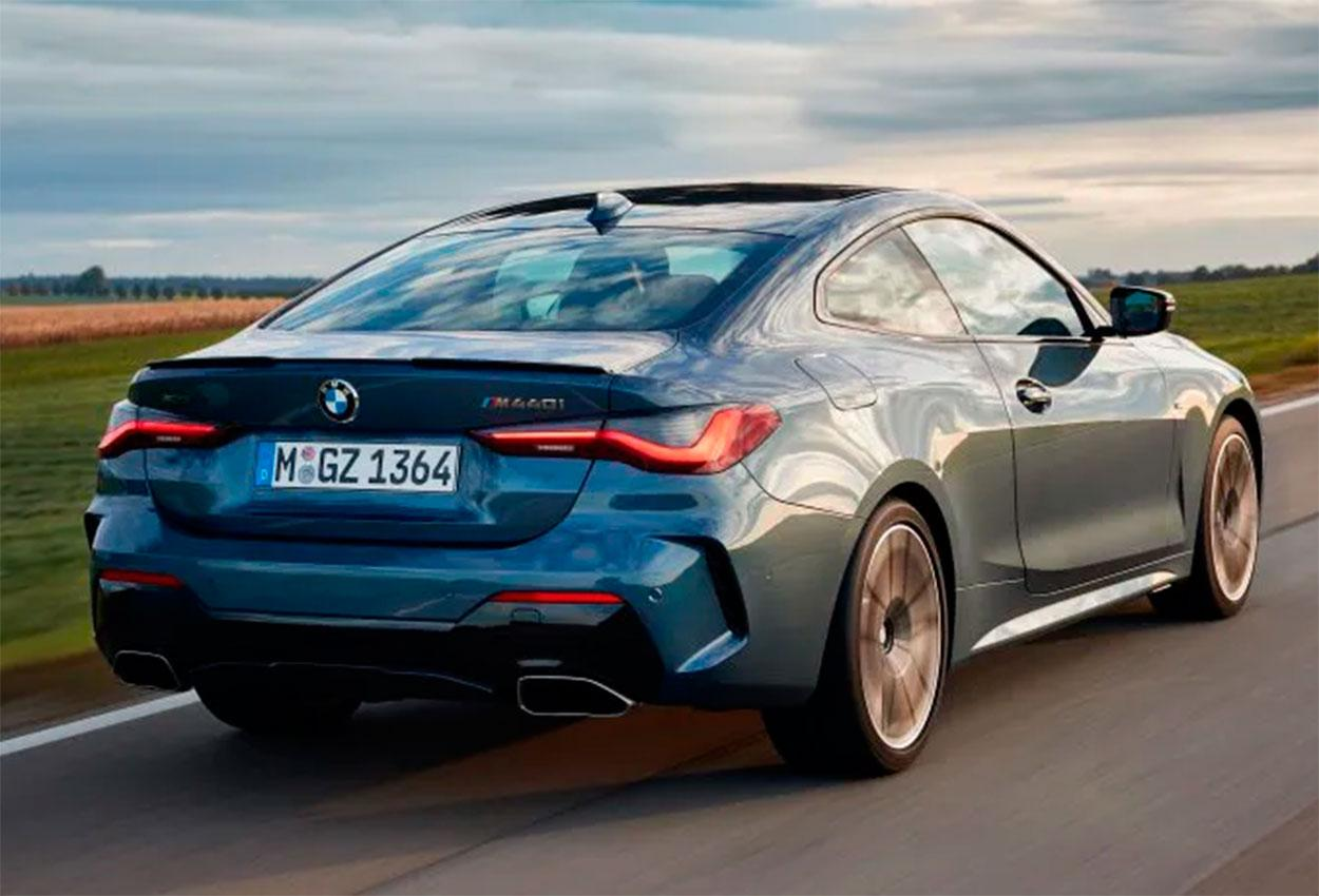 Llegó a Argentina el nuevo BMW Serie 4 Coupé
