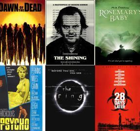 Tres grandes películas de terror que puedes ver hoy mismo en streaming