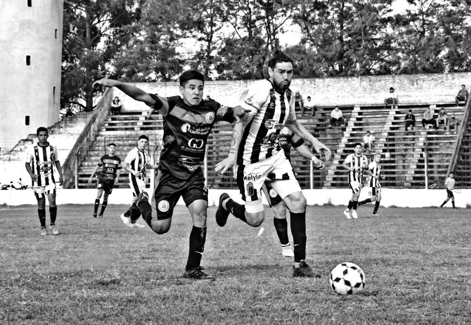 ADENTRO. Concepción FC es uno de los clasificados del Grupo de la Primera B liguista.