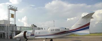 Pese a la polémica, Jaldo justifica el uso del avión oficial