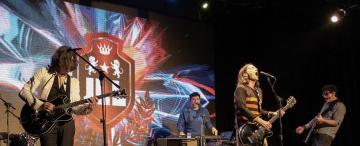 Juana La Loca, una banda que busca estimular mediante el sonido