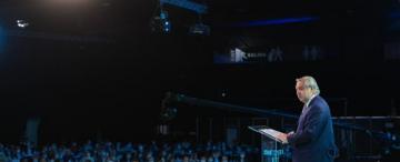 57° Coloquio de IDEA: un discurso con cinco ejes, pero escaso de definiciones