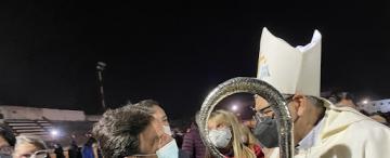 El obispo Díaz pide contener el avance de la droga en el sur