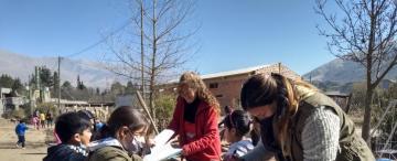 Los efectos de la pandemia se hacen notar en la escuela