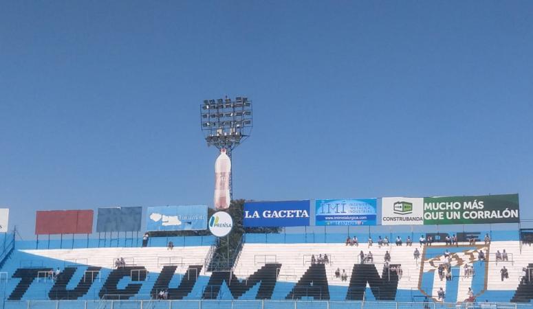Atlético madrugó a  Argentinos en el inicio del partido
